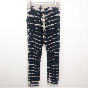 GYPSY 05 l Boho Silk Tie Dye Pants